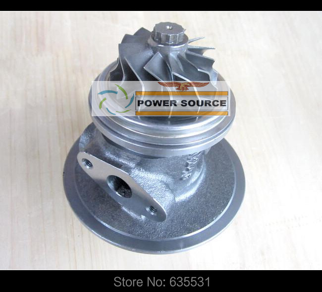 Free Ship Turbo cartridge CHRA Core RHB52 8971760801 VA190013 oil cooled Turbine Turbocharger For ISUZU 4JB1T 2.8L 4JG2T 3.1L