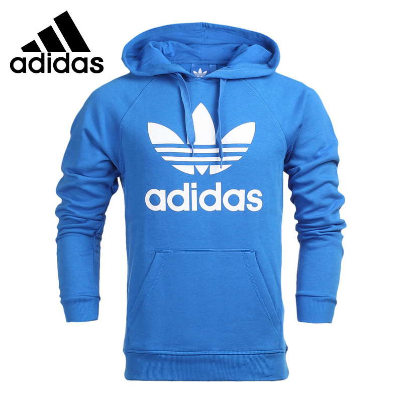 buy original new arrival adidas originals men 39 s hoodies pullover sportswear. Black Bedroom Furniture Sets. Home Design Ideas