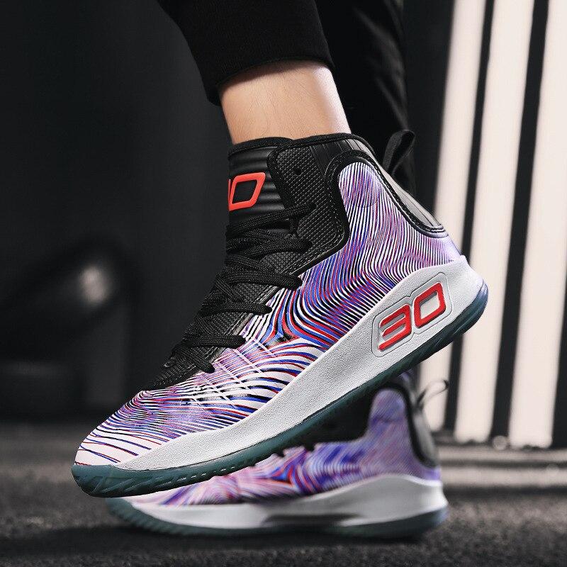 CANGMA mode en cuir véritable multicolore marque baskets hommes chaussures respirantes grande taille chaussures internationales hommes chaussures - 3