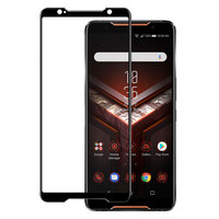 IMAK Full Screen for Asus ROG Phone ZS600KL Tempered Glass 9H Hardness for Asus ZS600KL Screen Protector ROGPhone ZS 600KL Glass|Phone Screen Protectors| |  -