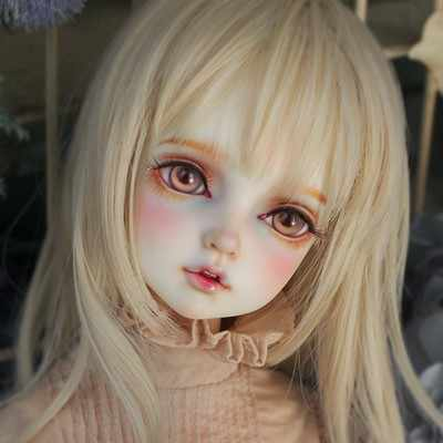 bjd sd doll  limited set of single-head with big sd10 bjd doll can be child doll(Presented eyes and makeup)