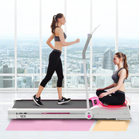 electric treadmill Smart treadmill home mini simulators for home indoor fitness equipment with slimming machine