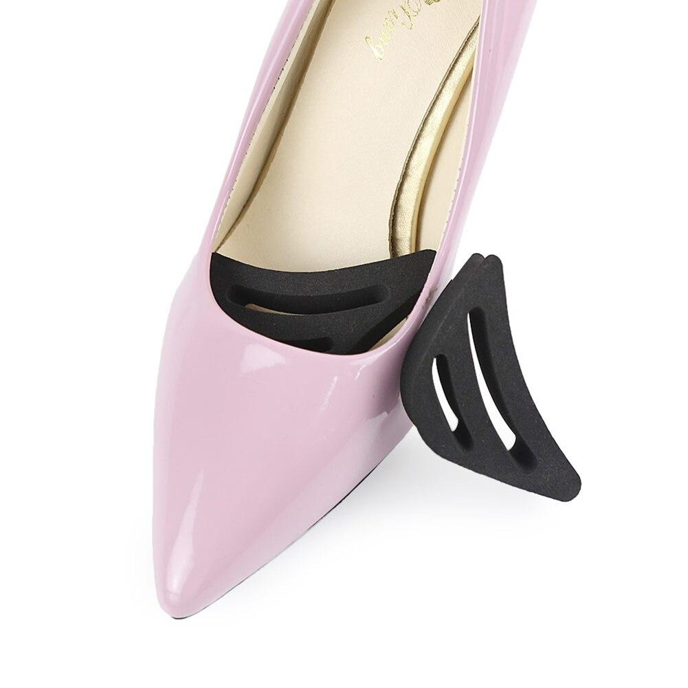 Fashion Anti-Pain Sponge Cushion Foot Forefoot Half Yards Shoes Pads Top Plug Shoe Cushion For Women High Heel Shoes Sponge Pad