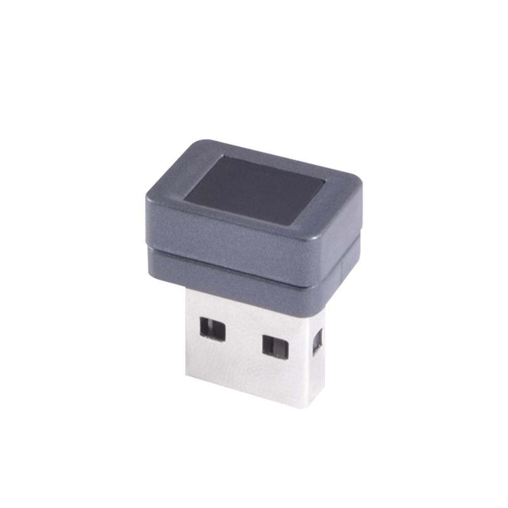 Scanner biométrique portatif de sécurité de lecteur de clé d'empreinte digitale d'usb pour Windows 10