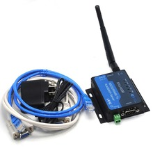 цена на HF-H100 WIFI Serial Port Server RS232 / 485 Wireless Serial Port Server DTU