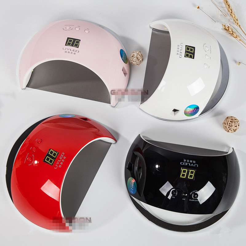 SUNUV SUN6 Smart UV Lamp for Nail LED Nail Lamp For Gel Varnish LCD Display Timer Multicolors for Curing Nail Polish Art Tools