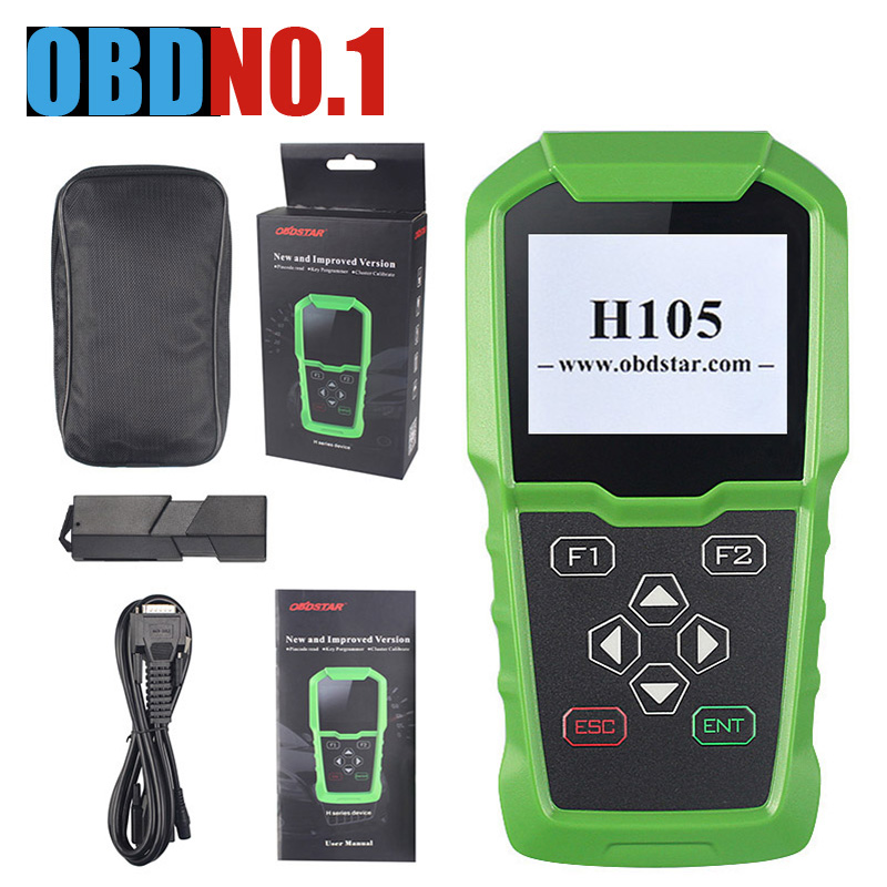 OBDSTAR H105 IMMO and cluster calibration program for Hyundai and for Kia Original H105 auto key