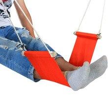 Портативные офисные часы на цепочке ног, расслабьте ноги, сделайте ваш день более удобным гамак для ног