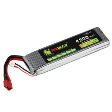 Wholesale5pcs*Lion GSD 7.4V 4200Mah Lipo Battery 25C Max 40C Perfect for RC Car Airplane