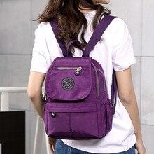 OCARDIAN женский рюкзак большой емкости школьный студенческий рюкзак для девочек-подростков Детский водонепроницаемый дропшиппинг a26