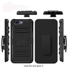 OnePlus 5 Case, OnePlus 5 кобуры, Два Слои Гибридный Панцири Жесткий крышка со встроенным Подставки для один плюс 5
