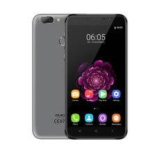"""Ukitel U20 плюс 5.5 """"mt6737t 4 ядра Android 6.0 2 ГБ + 16 ГБ 13.0mp + 5mp Двойной объектив сзади Камера 3300 мАч смартфон"""