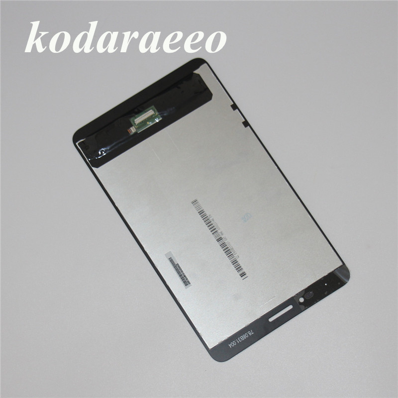 Kodaraeeo LCD Display Touch Screen Digitizer Assembly Replacement Parts For Lenovo Tab 3 8 Plus Tab3 P8 TB-8703F TB-8703N+Tools new print luxury magnetic folio stand fashion prints flower leather case cover for lenovo tab 3 8 plus tab3 p8 tb 8703f tb 8703n