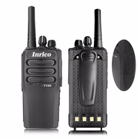 GPS police equipment android radio walkie talkie 50km GSM WCDMA SIM Card 3G professional walkie talkie with CE FCC certificate