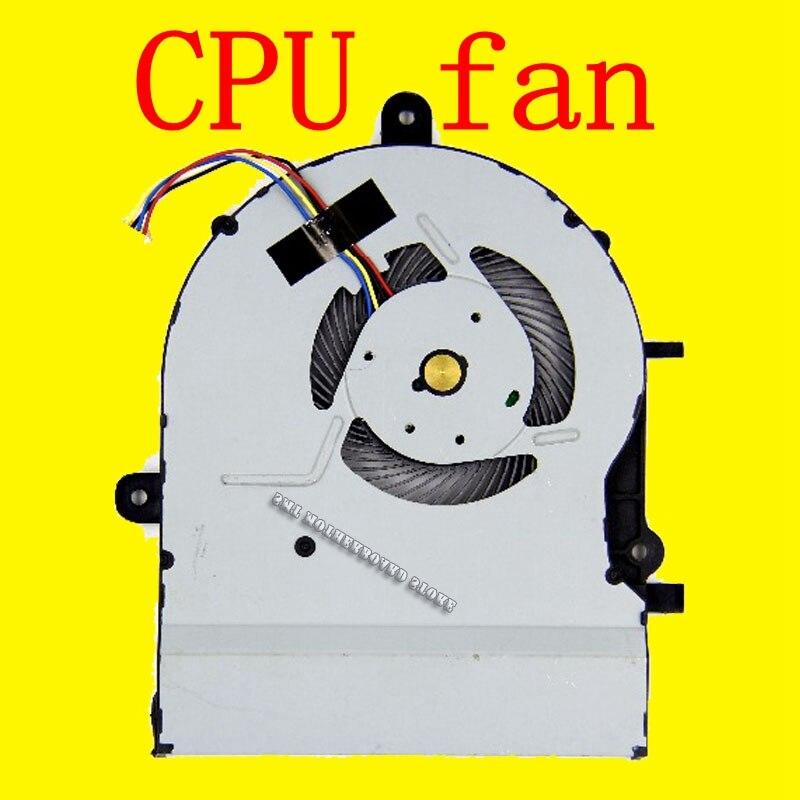 FOR ASUS K501LX K501UX A501L K501U CPU Fan Cooling Cooler NS85b01-14M03