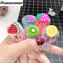 1 PCS New Fashion Women Girls Cute Colorful Resin Fruits Hair Clip Headband Ornament Sweet Hairpin Barrette Ins Hair Accessories ubuhle fashion women full pearl hair clip girls hair barrette hairpin hair elegant design sweet hair jewelry accessories 2019