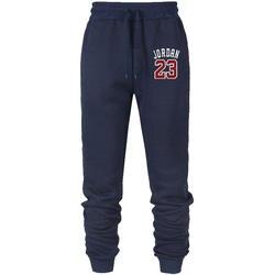 Повседневные мужские брюки Jordan 23 Уникальные Карманные хип-хоп шаровары Качественная верхняя одежда спортивные брюки повседневные мужские