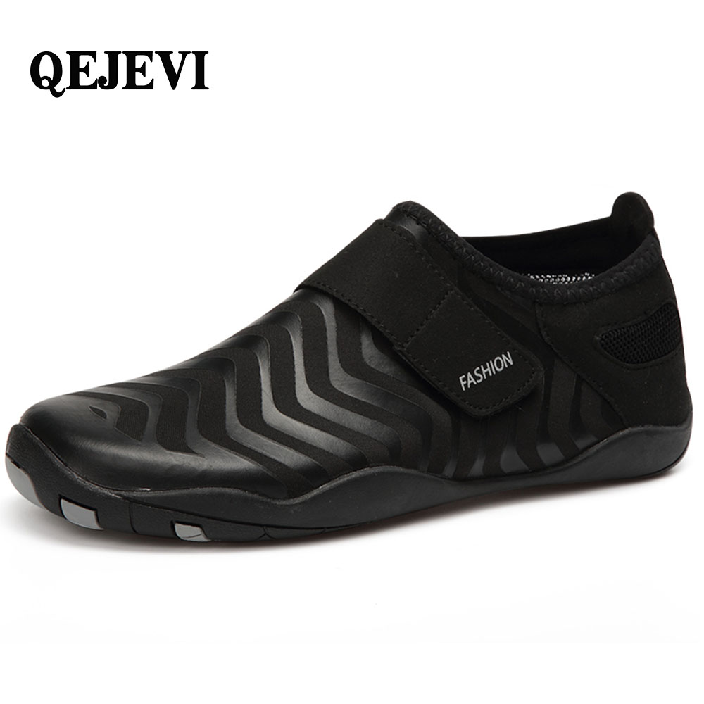 c3150532b487 2019 zapatos de agua mujer playa verano Zapatos de natación al aire libre  Aqua aguas arriba secado rápido antideslizante hombres arrecife negro ...