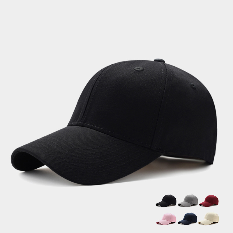 Men Women Plain Curved Sun Visor   Baseball     Cap   Hat Solid Color Fashion Adjustable   Caps   Outdoor Fashion Accessories