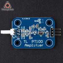 Запчасти для 3d принтера trianglelab pt100 Плата усилителя более