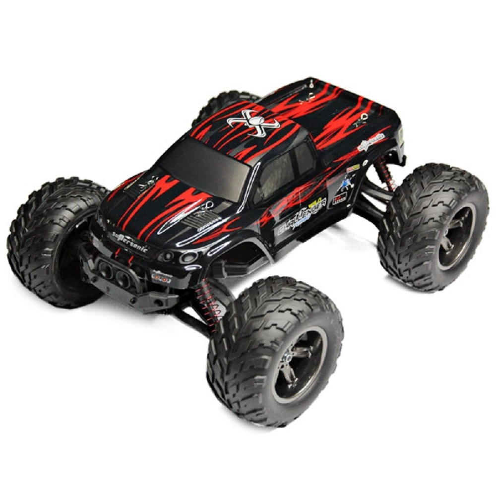 GPTOYS S911 42Km/h High Speed RC Car Waterproof SUV 1/12 2WD RC Car Traxxas Radio Controled Off Road Dirt Bike Classic Toys
