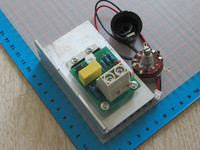 Free Shipping 10000W Import SCR Digital Regulator Super Power Regulator Ajustable For Dimmer Speed Thermostat 220V