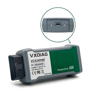 Image 3 - VXDIAG VCX NANO for Land Rover and for Jaguar Software SSD V141 for All Protocols VXDIAG VCX NANO 2IN1 DHL free