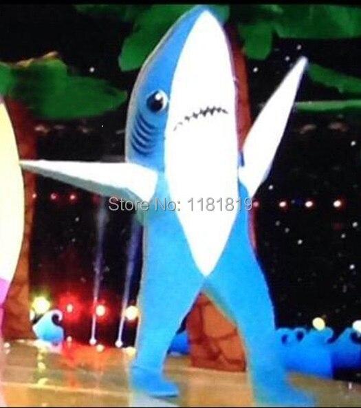 MASCOT 2015 Hot mascot Shark mascotte kostuumkwaliteit Cartoon - Carnavalskostuums