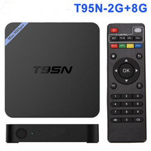 T95N Mini 2GB / 8GB M8Spro Android TV Box Quad Core Amlogic S905X UHD 4K Smart TV Box KODI XBMC Miracast DLNA IPTV Set-top box