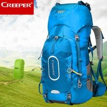 Creeper bolsa mochila de camping al aire libre táctico senderismo del alpinismo mochila bolsa de deporte mochila sac a dos randonnee