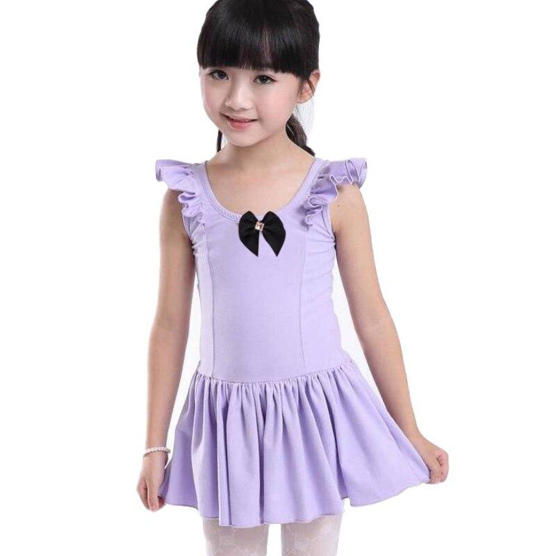 5d9d857d0563 Kids Children Dance Skirt Latin Ballet Jazz Costume Girls ...