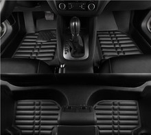 лучшая цена automobile floor mats car carpets rugs set for Skoda Octavia Fabia Superb Yeti Rapid VOLVO V60 XC90 V40 XC60 S60L S80L XC90