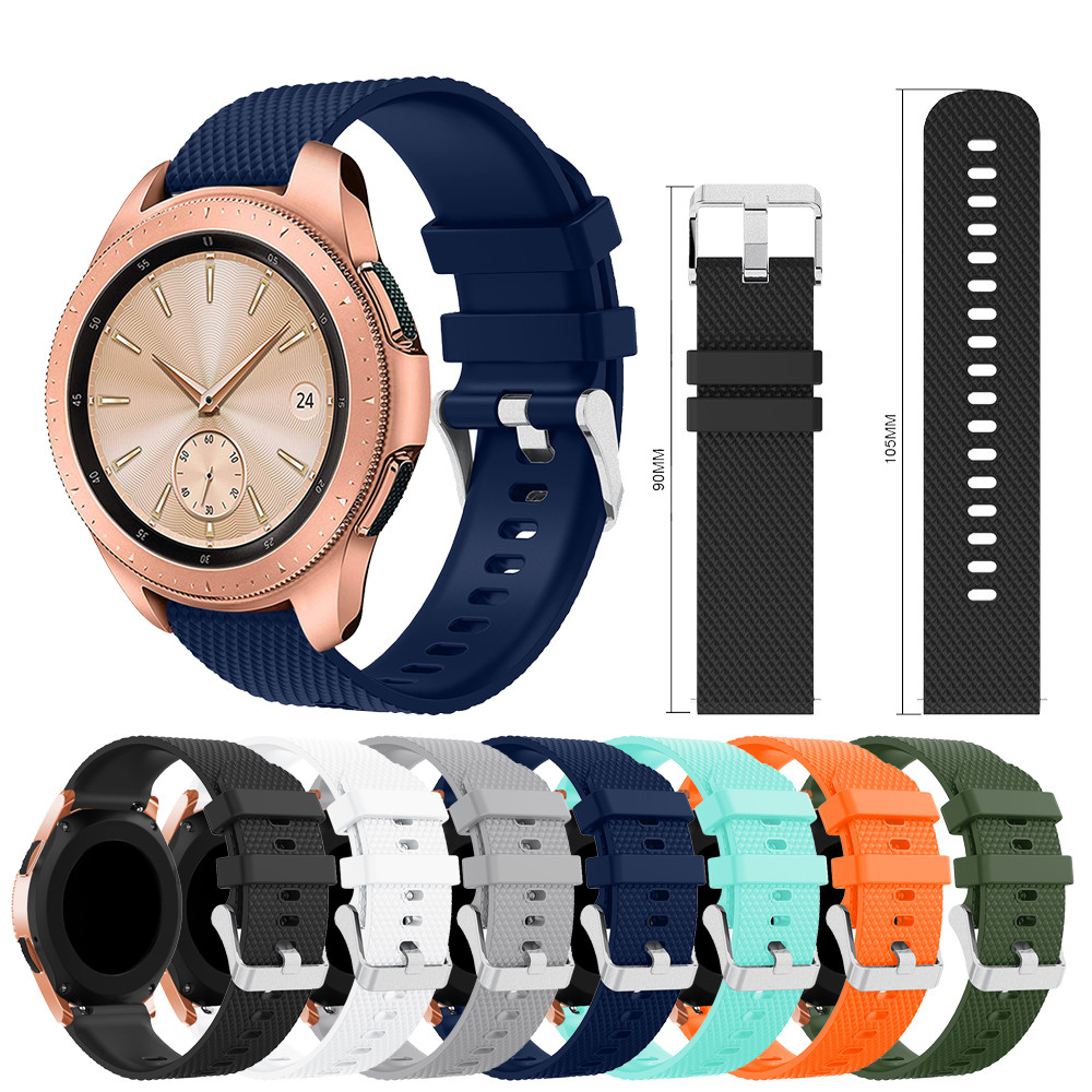 6e8cf011a Diamond Texture Silicone Replacement Band Strap For Samsung Galaxy ...