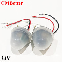 CMBetter Newest Arrival Automatic Auto On Day Off Street Light Sensor Switch 10A Night Control Sensor