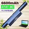 9 ячеек Батареи Ноутбука для Acer Aspire AS10D31 AS10D51 AS10D61 AS10D71 AS10D75 4741 5551 5552 Г 5551 Г 5560 Г Z 5741 5741 Г 7551