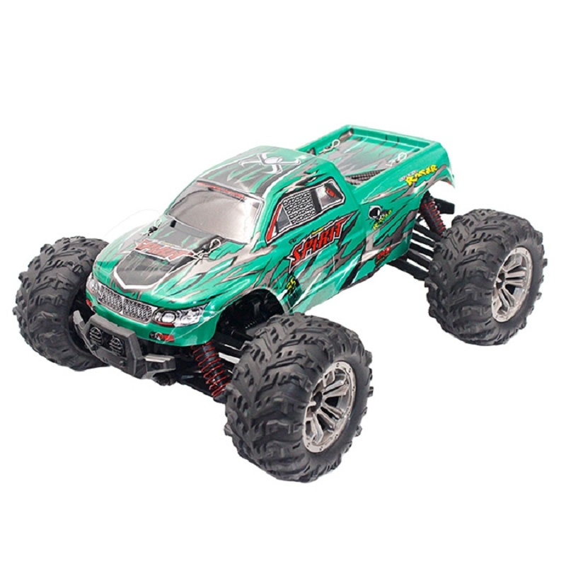 Hot 2.4G Dual Motor Drive Big Truck Remote Control Car Model Off Road Truck Toys Cars For Kids XLH9130