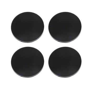 New High Quality 4x Universal 50.5mm Wheel Center Rim Hub Cap Cover Hubcap Tyre Trim Car image