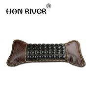 2016 New Arrival Cheap Price Tourmaline Heating Pillow, Therapy Tourmaline Jade Pillow Cushion Free Shipping