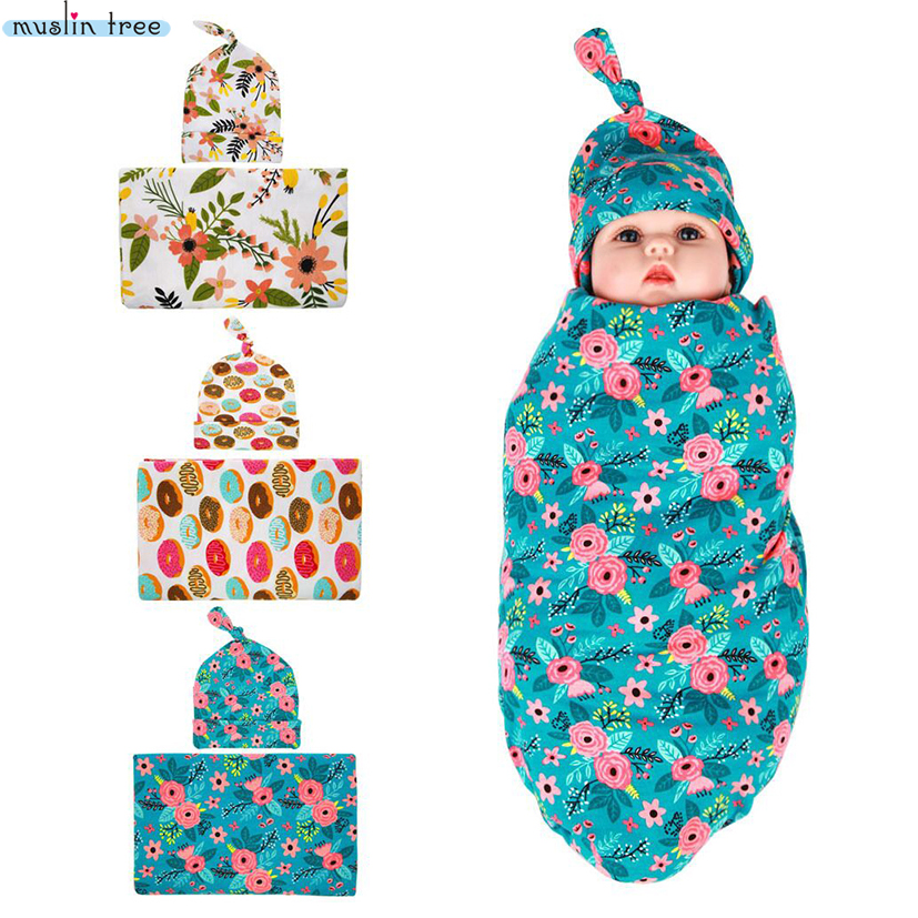 Newborn Swaddle Sack Cocoon Sleep Sack Swaddle Blanket Beanie set Newborn Hat Take Home Outfit Photo Props Baby Shower Gift блуза sack s sack s mp002xw1f60d