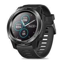 Color Display Big Screen IP67 Waterproof Heart Rate Smartwatch Multi-sports Modes Fitness Tracker Zeblaze VIBE 5 Men Smart Watch