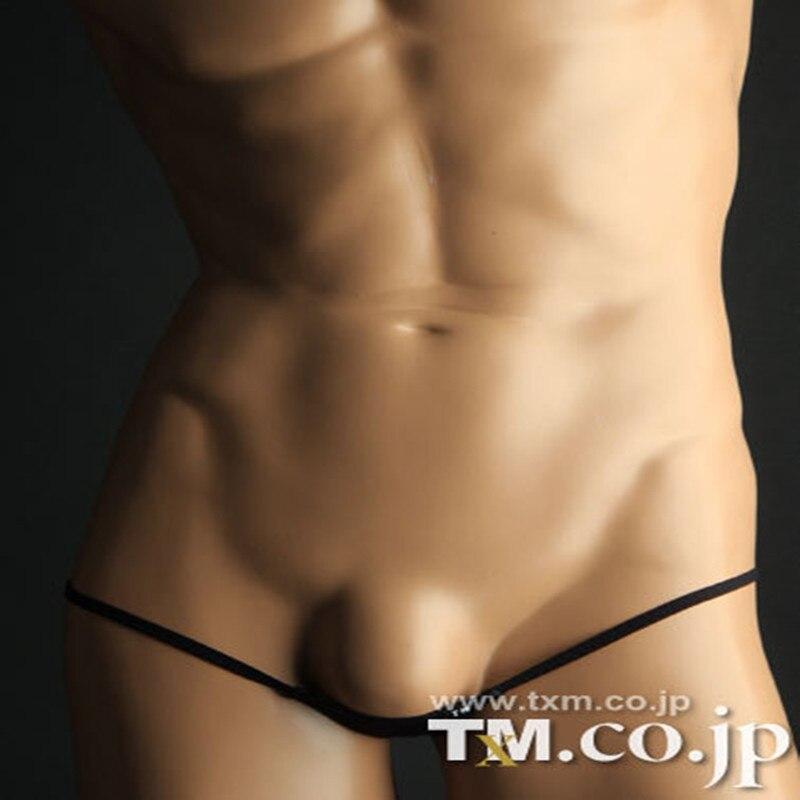 Gay Men's Underwear Penis Kantong G String Lingerie Pria Jockstraps Murah Thong Pakaian PriaTm Pria Pakaian Busana Seksi Celana