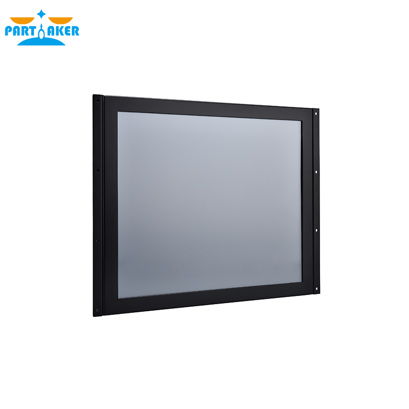 Z15 Industrial Interactive Touch Screen 17 Inch All In One PC Intel Core I5 4200U 4G RAM 64G SSD