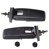 Rear Window Glass Hinge Liftgate Right & Left Sides  For Ford Escape Mariner 08-12 8L8Z78420A68D 8L8Z78420A68C