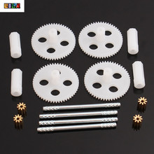 Gearsets Motor Gear For Syma X5 X5C X5SC RC Quadcopter Drone Spare Parts Motor Gear And Main Gears Set