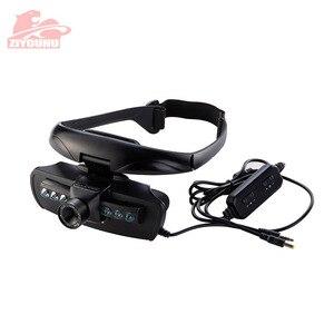 Image 5 - HD อินฟราเรด Night Vision แว่นตา Head MOUNTED Type Light น้ำหนักมุมมองในอุปกรณ์สำหรับล่าสัตว์ Binocular กล้องโทรทรรศน์
