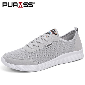 Men Casual Shoes Breathable Summer Men Shoes Lace-up Walking Footwear Men Sneakers Tenis Feminino Zapatos Plus Size 46-50