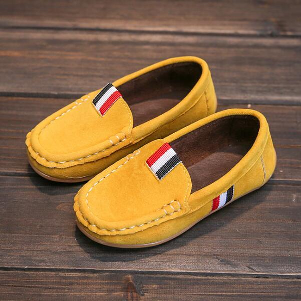 Soft Flock Casual Shoes
