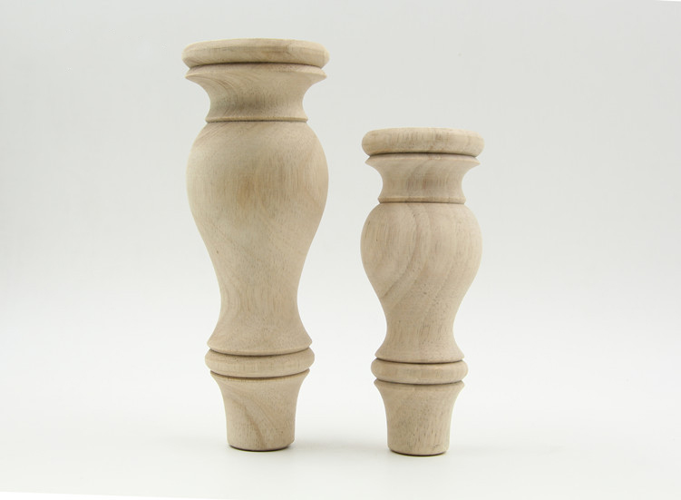 Solid Wood Sofa Foot Cabinet Foot Furniture Legs(A320)
