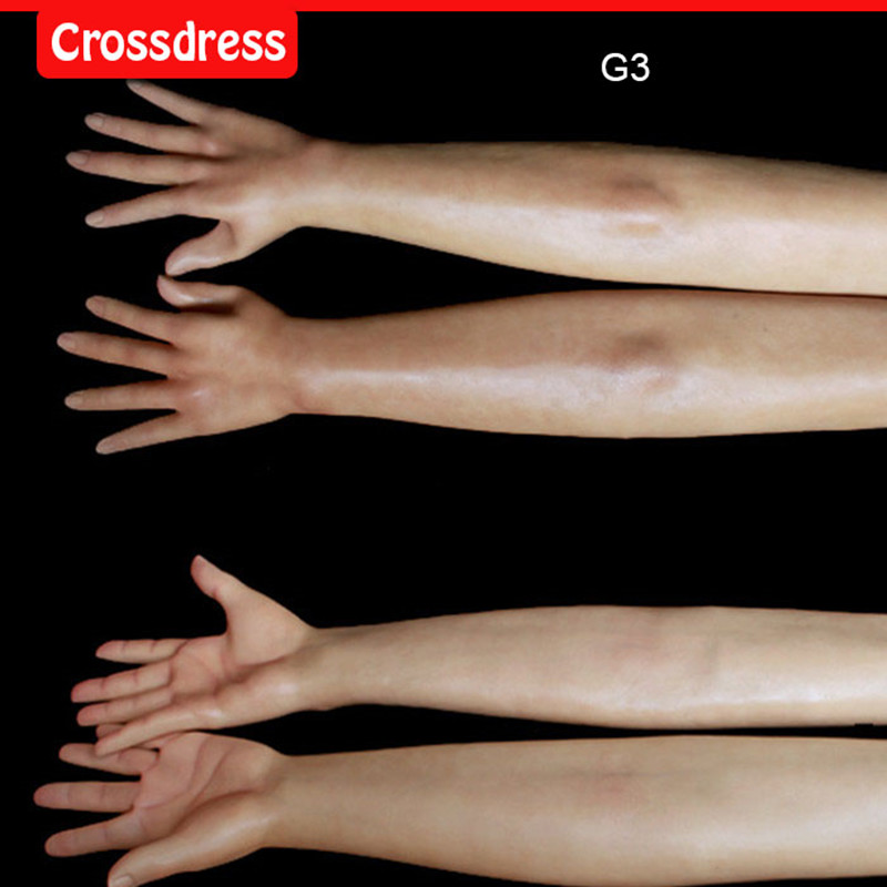 G3 Top quality transvestites and crossdresser for men silicone gloves latex gloves halloween party masks