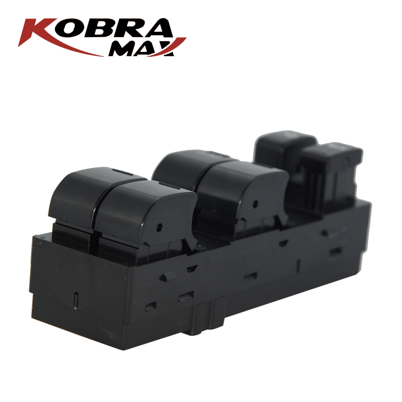 KobraMax Front Left Power Master Window Switch Button 25401-ZN40C Fits For Nissan Altima Car Accessories